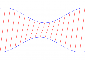 Diagonal shift CP 3 300x212 Crease Pattern: Diagonal Shift