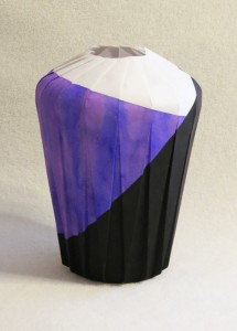 Painted vase 215x300 New Work: Painted Vase