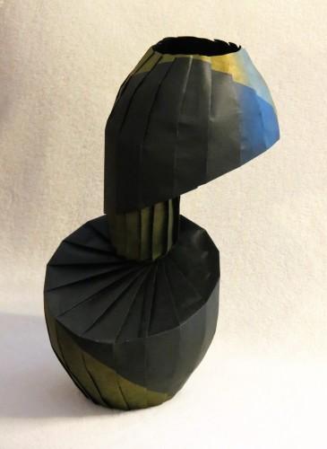 IMG 3896b 365x500 New Work: Rotated Diagonal Shift Vase