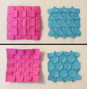 Tessellations 2 295x300 Test Folds: Assorted Tessellations