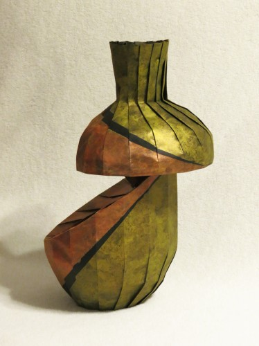 IMG 3905b 374x500 New Work: Diagonal Shift Variant Vase 2